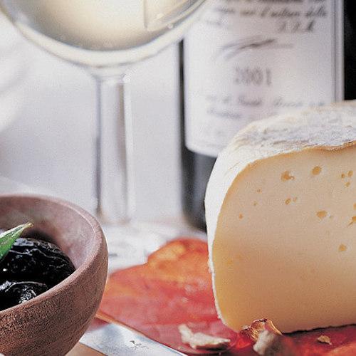 Vinprovning med ost